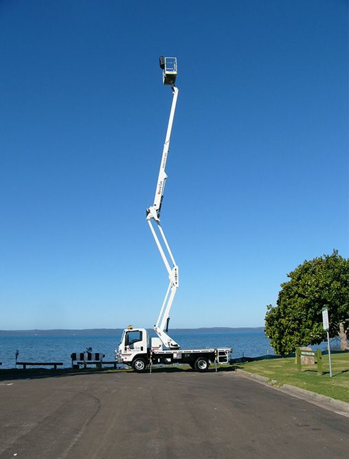 Things You Can Do With a Cherry Picker